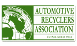 American Auto Parts is a proud member of the Automotive Recyclers Association.
